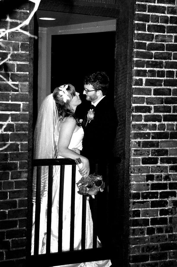 Wedding Photograph - Wedding by Brett Kurtz
