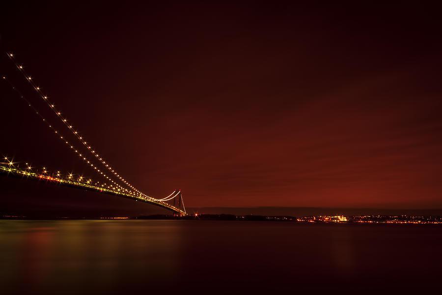 America Photograph - Wednesday Night Lights by Evelina Kremsdorf