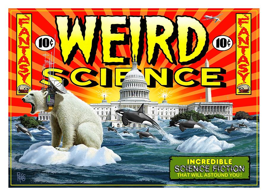Weird Science by Scott Ross
