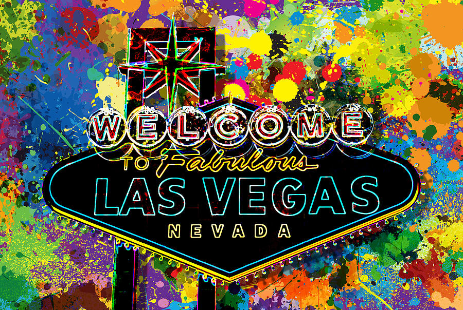 Welcome to Las Vegas by Gary Grayson
