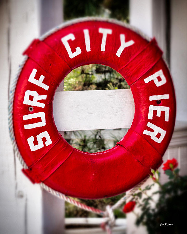 Welcome to Surf City by John Pagliuca