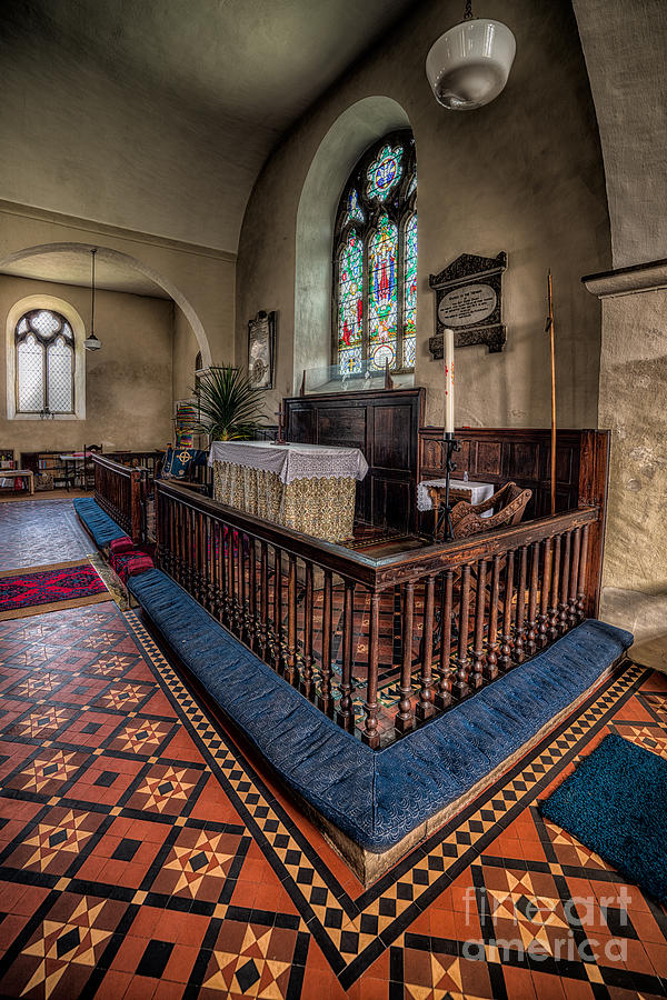 British Photograph - Welsh Chapel by Adrian Evans