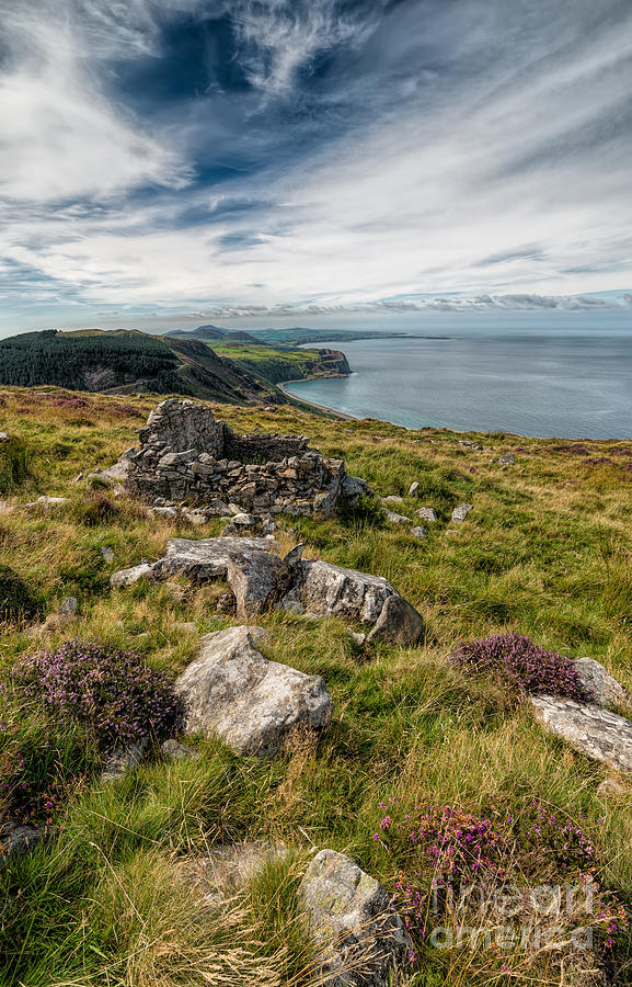 British Photograph - Welsh Peninsula by Adrian Evans