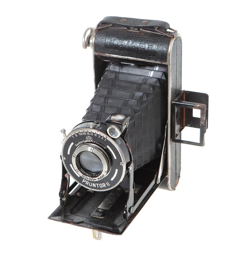 German Photograph - Welta Garant German Camera by Paul Cowan