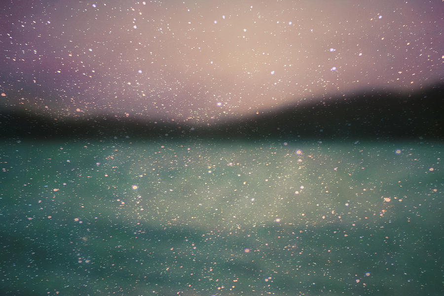 Stars Photograph - Wendys Dream by Violet Gray