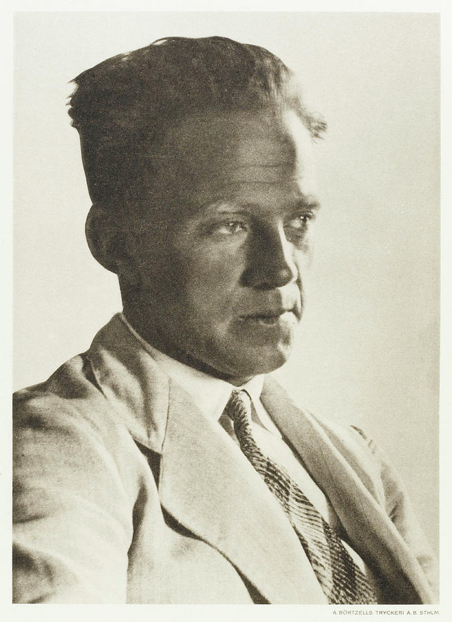Werner Heisenberg German Physicist Photograph by Mary ...