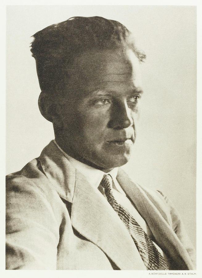 Werner Heisenberg German Physicist Photograph by Mary ...