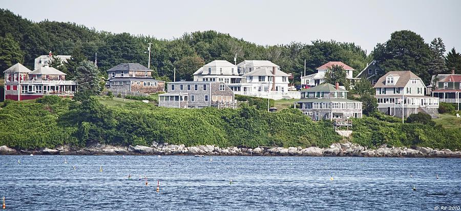 Long Island Beach Maine