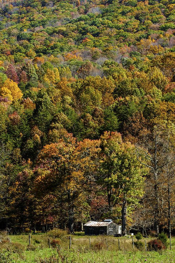 Landscape Photography Photograph - West Virginia Color by David Lester