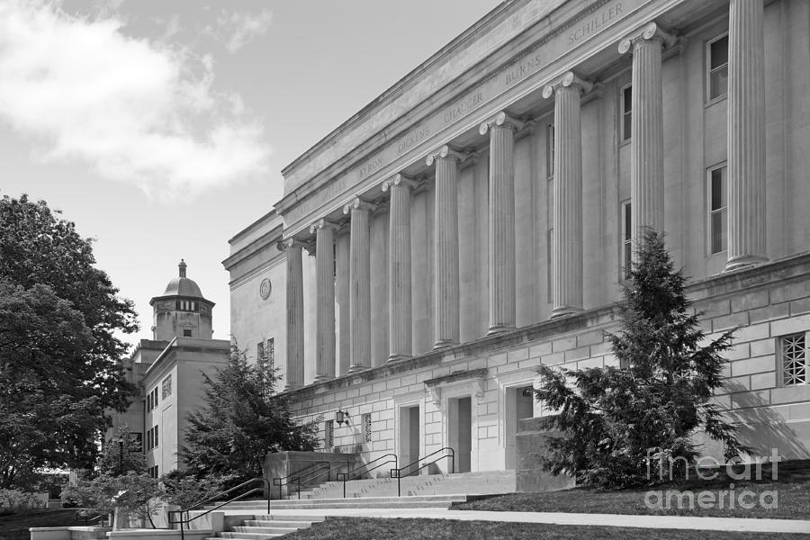 American Photograph - Western Kentucky University by University Icons