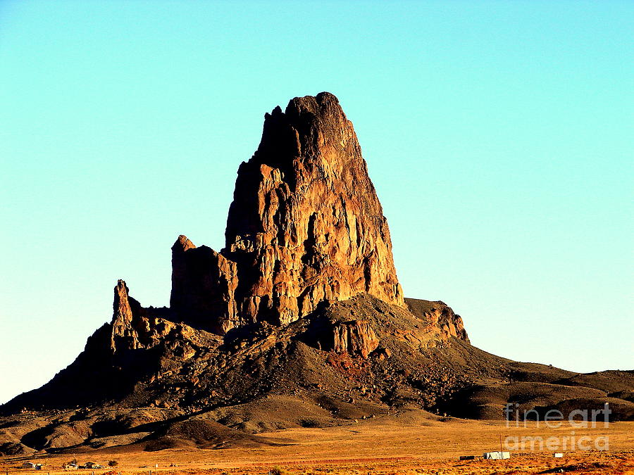 Arizona Photograph - Western Usa Butte by John Potts
