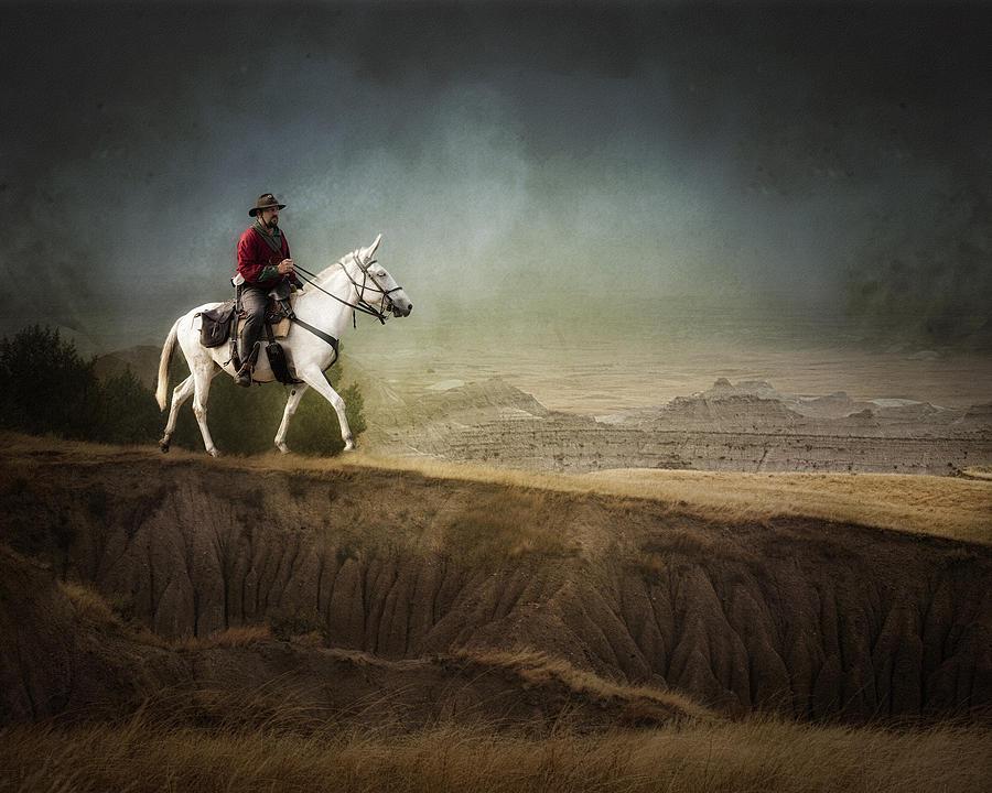 Landscape Photograph - Westward by Ron  McGinnis