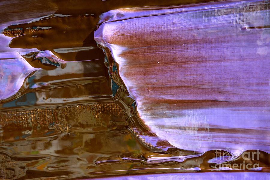 Wet Paint 94 Photograph