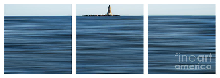 Whaleback Lighthouse Photograph