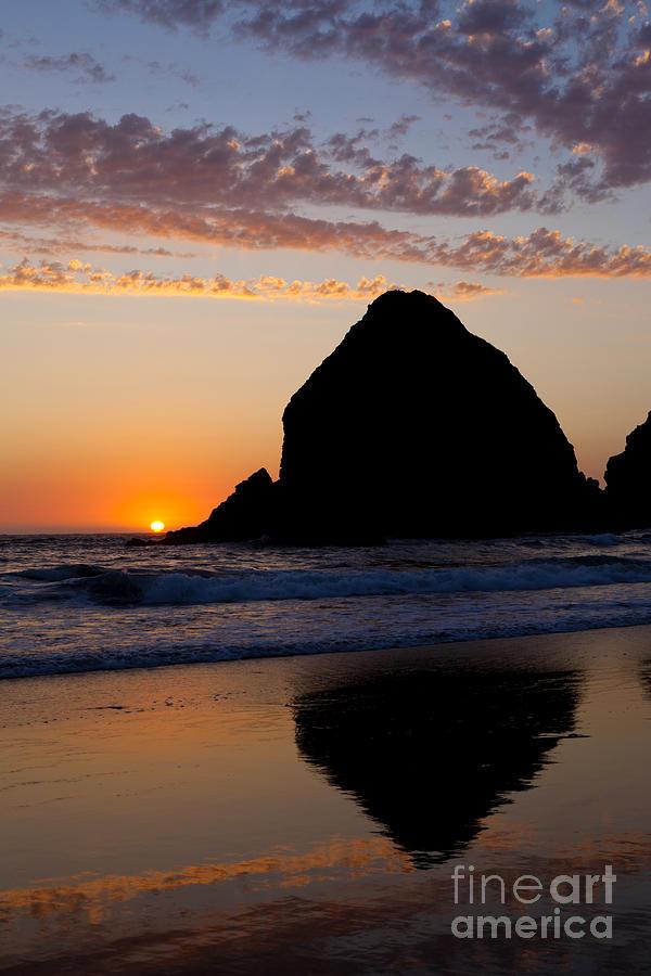 Whaleshead Sunset by Rick Pisio