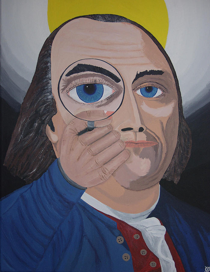 Historical Painting - What Have You Done by Dean Stephens