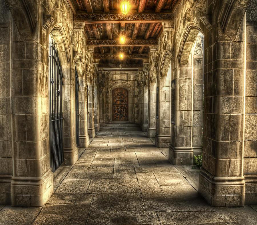 Church Photograph - What Lies Beyond by Scott Norris