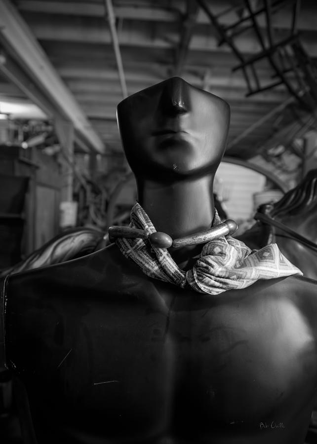 Mannequin Photograph - What Will Become Of The Watcher by Bob Orsillo