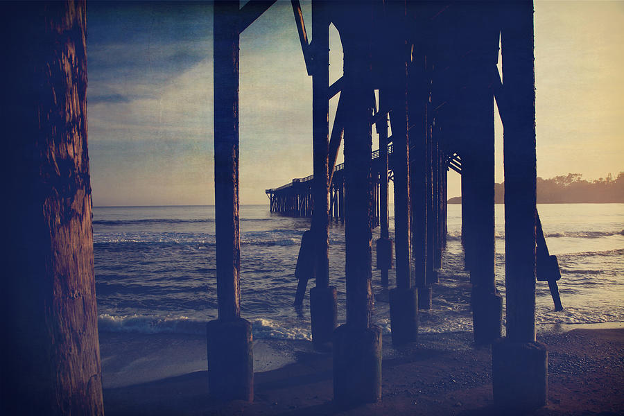 San Simeon Photograph - When Anything Seems Possible by Laurie Search