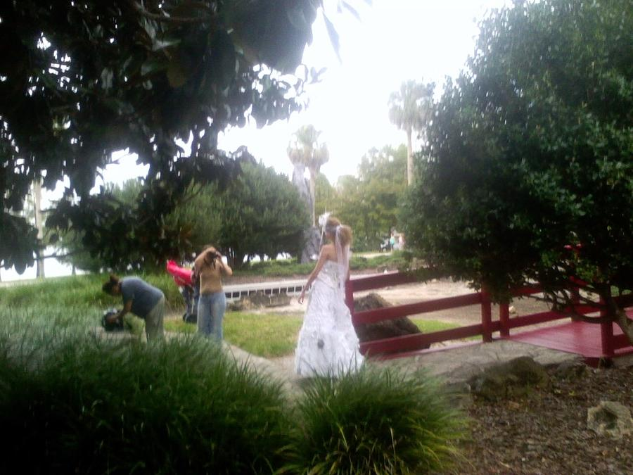 First Photograph Of A Bride  Photograph - When Everyone Is Asleep 2 by Vale Tek