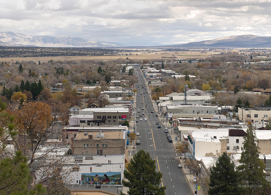 Susanville Photograph - When Fall Turns To Winter by The Couso Collection