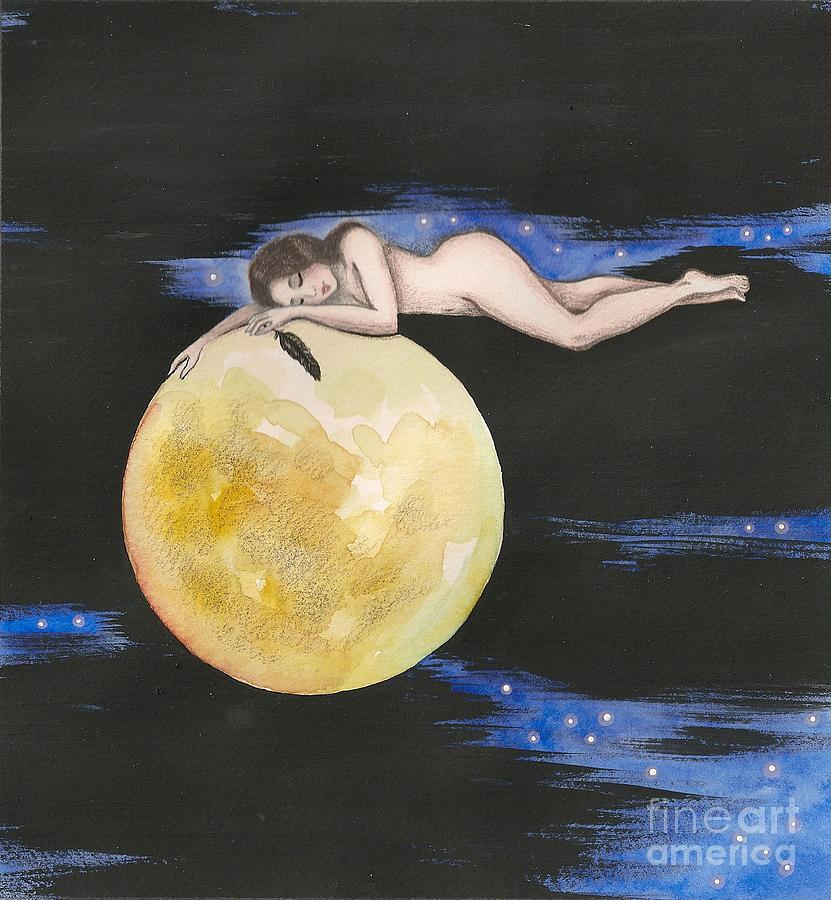 Moon naked woman, huge tit dark magician girl sex videos