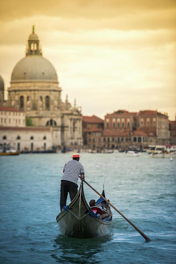 When In Venice... | Venezia Explore Photograph by Copyright Lorenzo Montezemolo