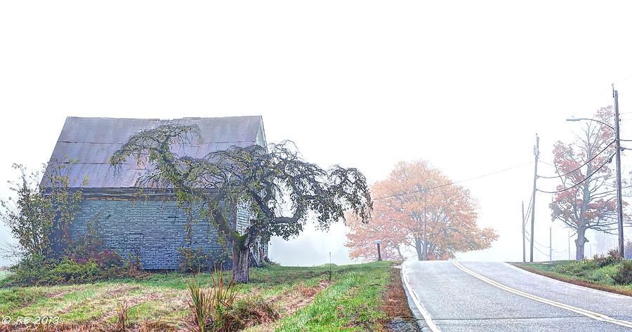 Autumn Photograph - When You Take A Drive by Richard Bean