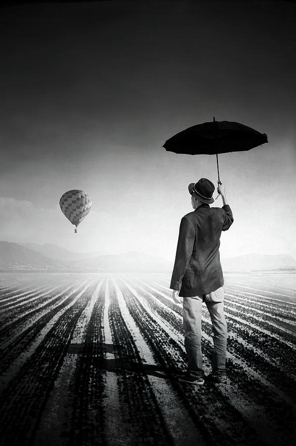 Where Oblivion Dwells Photograph by Saul Landell / Mex