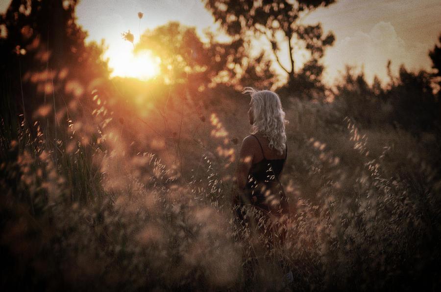 Sunset Photograph - Where We Start by Taylan Apukovska