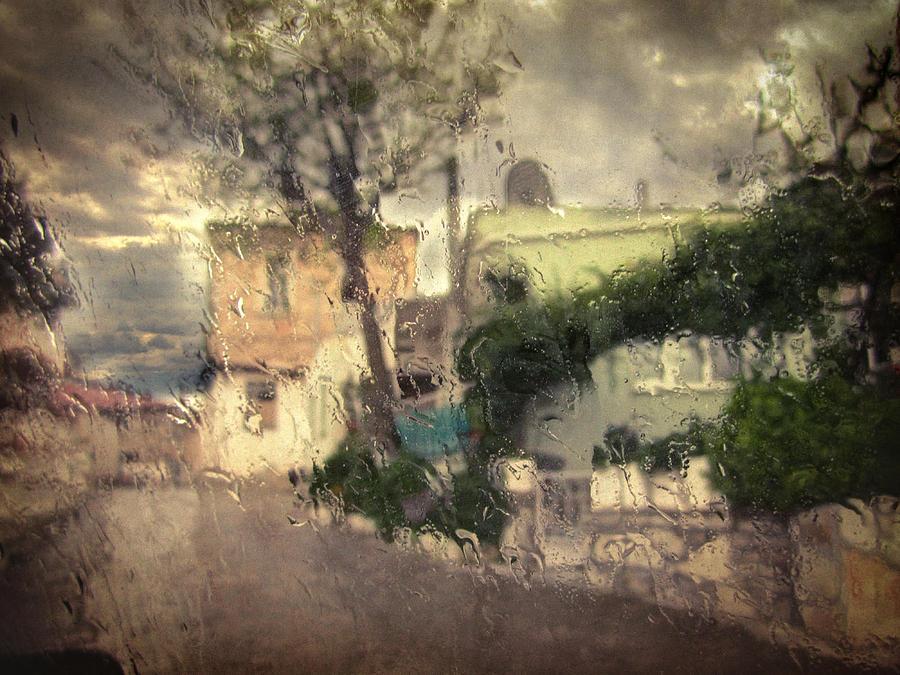 Weather Photograph - Wherever I Go by Taylan Apukovska