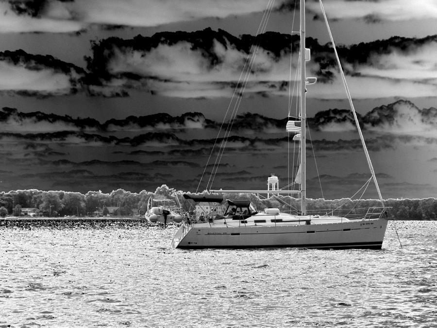 Whilst We Were Sailing Photograph by Rick Todaro