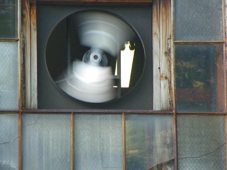 Windows Photograph - Whirl by Bernie Smolnik