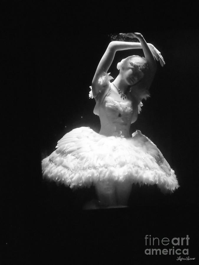 Fantasy Photograph - White Ballerina by Lyric Lucas