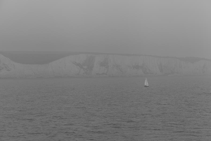 White Cliffs Of Dover Photograph