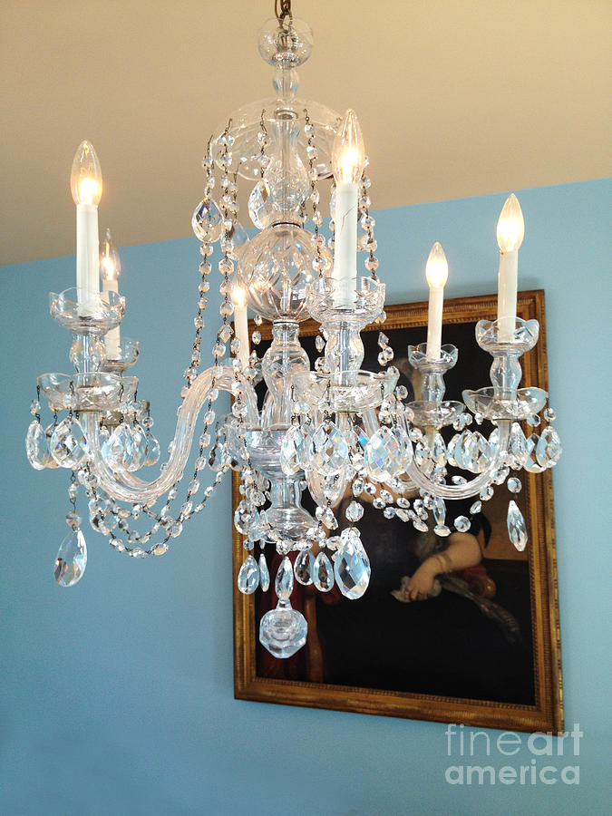 White Crystal Chandelier Teal Aqua Blue And White Opulent – White Crystal Chandeliers