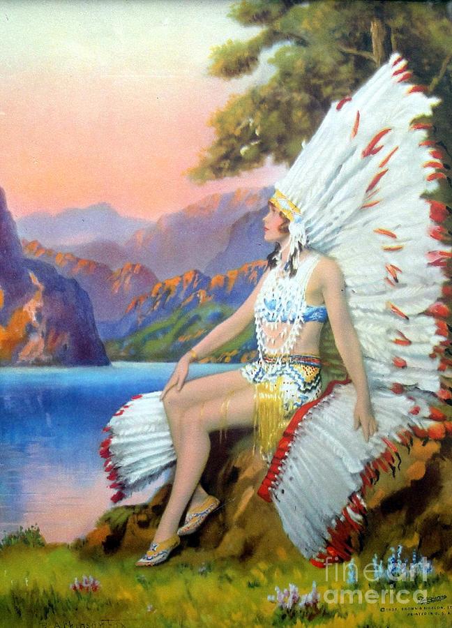 Atkinson Oil Painting