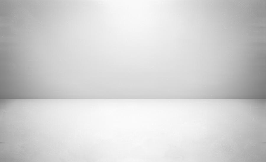 White Grad Back Drop V2 Silver Photograph by Matt Anderson Photography
