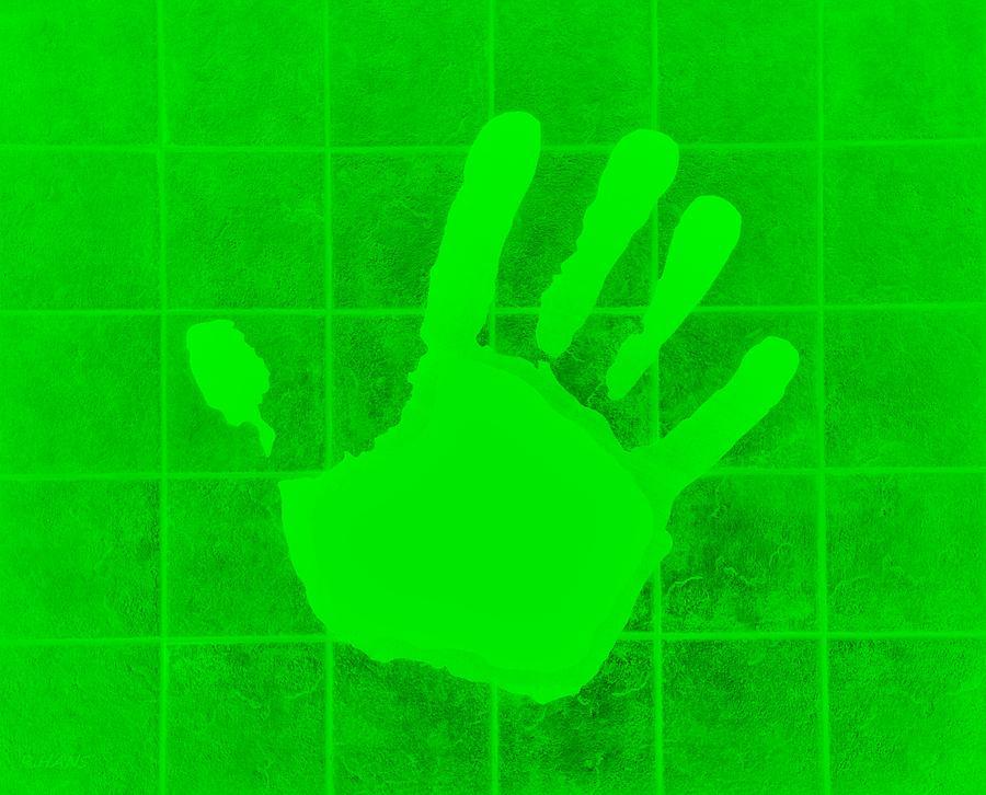 сразу, зеленая рука картинки этом