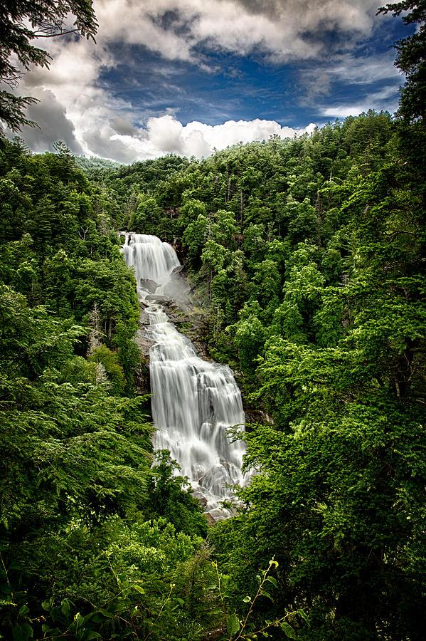 Whitewater Falls Photograph