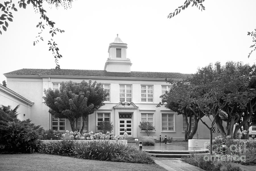 American Photograph - Whittier College Hoover Hall by University Icons