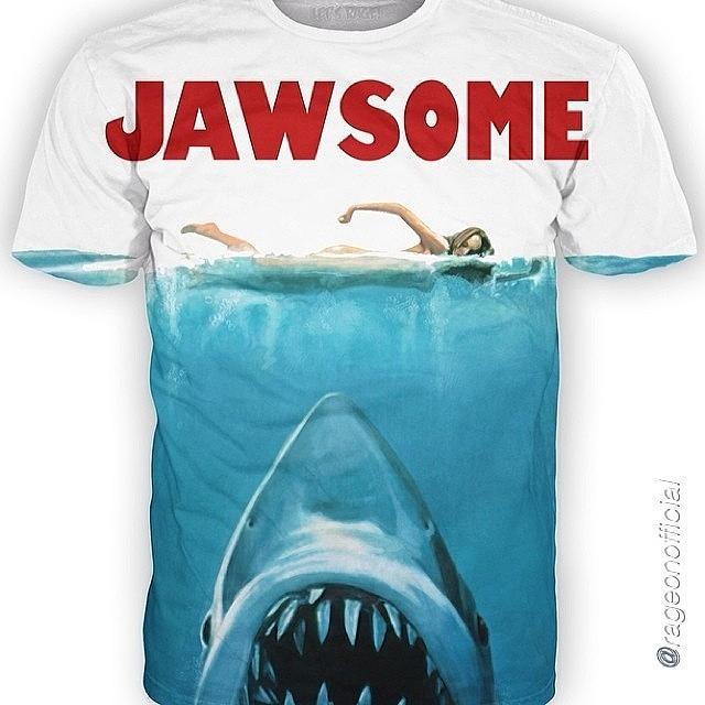 Fashion Photograph - who Would Wear This Jawsome Shirt?! by Joshua Gaze