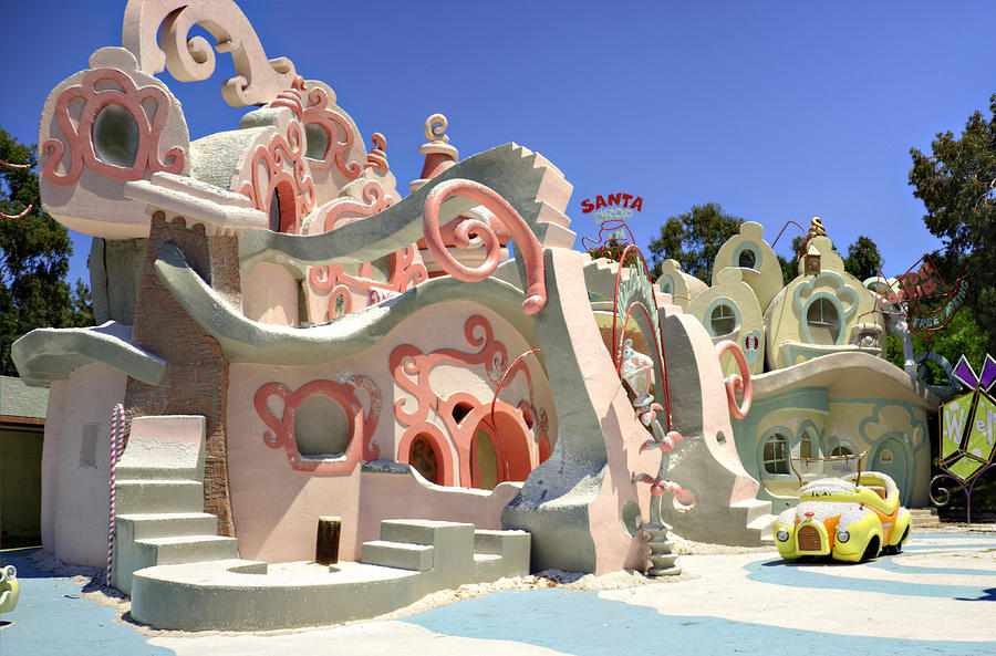Who Photograph - Whoville by Ricky Barnard