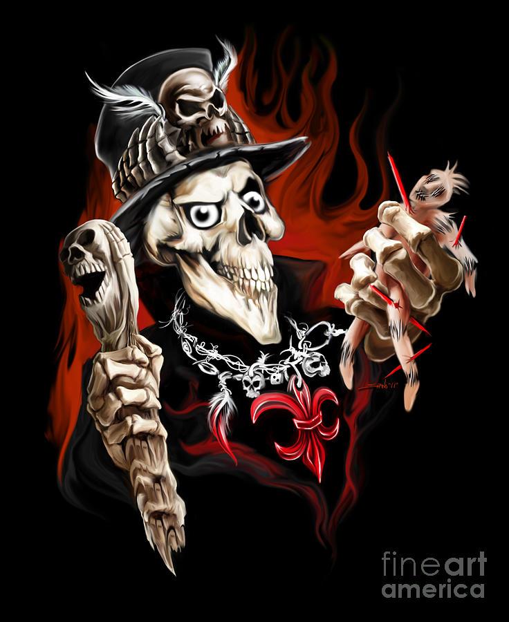 Wicked Voodoo Doctor