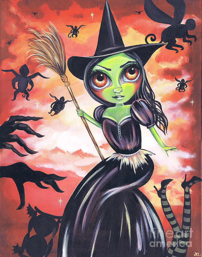 Wicked Witch of the West by Jaz Higgins