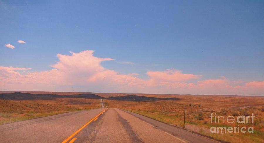 Wide Open Wyoming Photograph