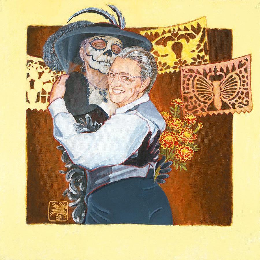 Widow's Waltz 1 by Ruth Hooper