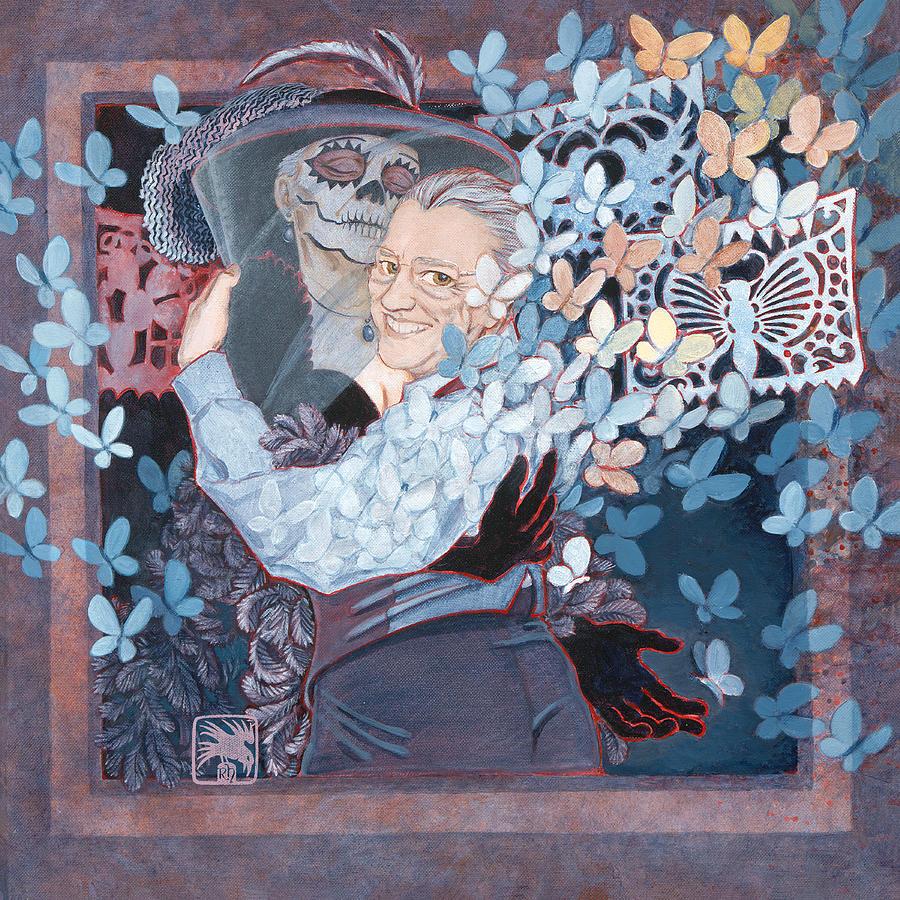 Widow's Waltz 2 by Ruth Hooper