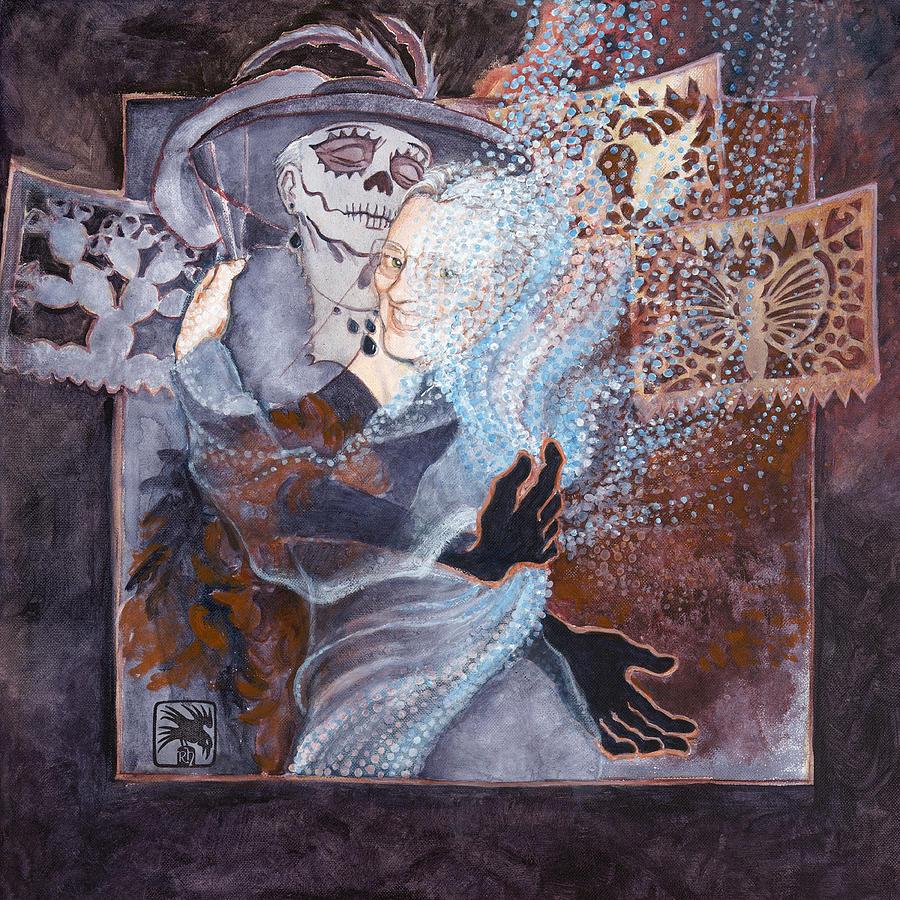 Widow's Waltz 3 by Ruth Hooper