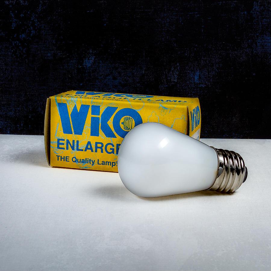 Box Photograph - Wiko Enlarger Lamp by Yo Pedro